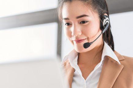 Exemplo de formulário de avaliação da pontuação das chamadas do call center