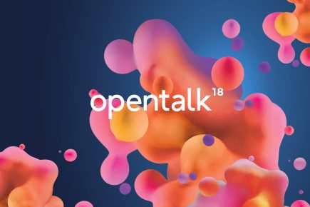 Join us at Opentalk18, the premier Customer Experience conference