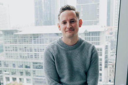 Cameron Lucchesi, Talkdesk Commercial Account Executive