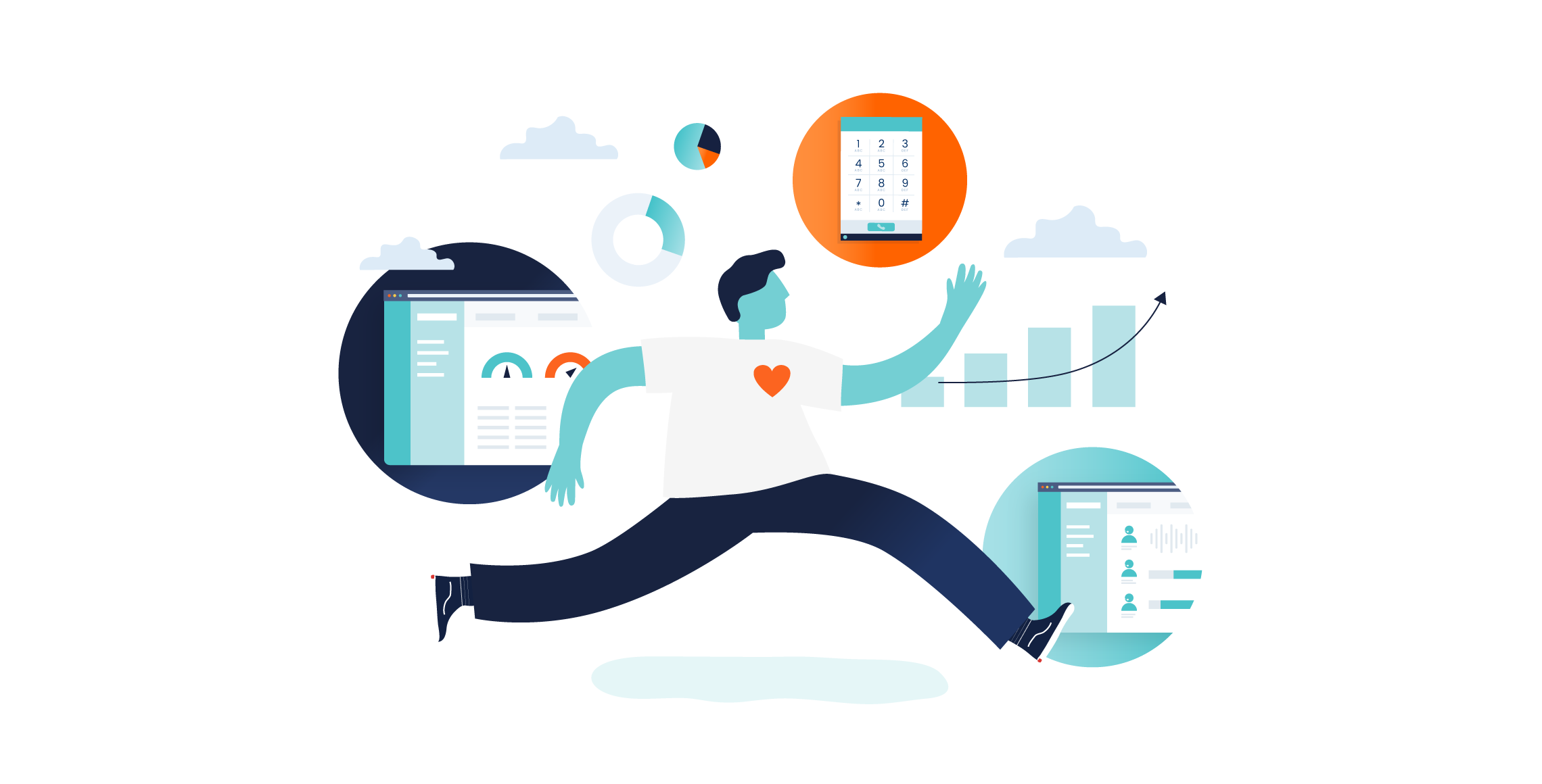 5 things we love about Talkdesk