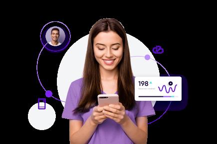Talkdesk aide les entreprises du monde entier à offrir une meilleure expérience à leurs clients.