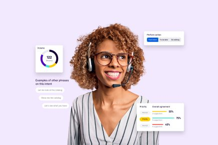 Empower customer service agents to join the era of AI.