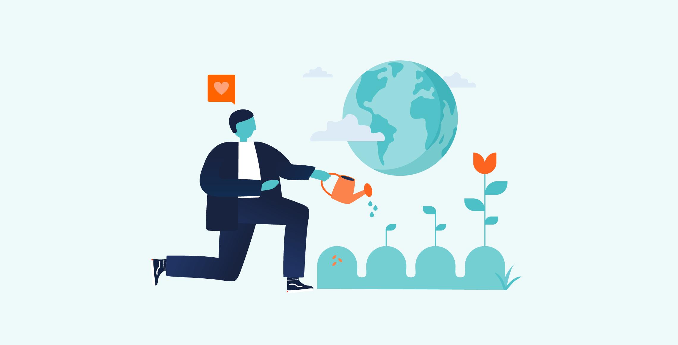 Earth Month customer spotlight: Aspiration