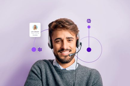 Embrace the digital era by automating key business processes in the contact center