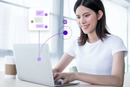 AI in customer service: The past, the present, and the future