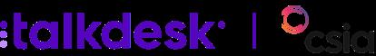 Webinar Logos Talkdesk Csia